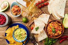 Mexican Food Mix