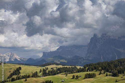 Fototapeta Landschaft in Südtirol obraz na płótnie