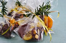Wrapping Handmade Chocolate Ca...