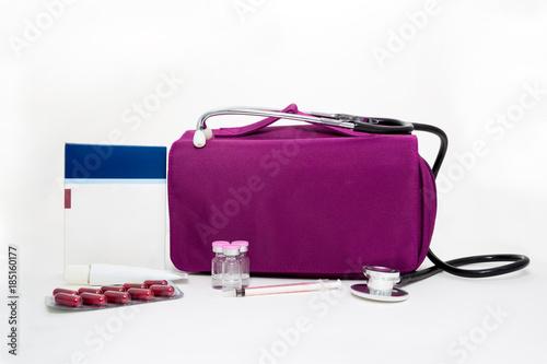 Fotografie, Obraz  Equipo de medicina