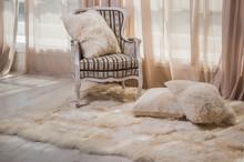 Carpet Of Fur In The Interior ...