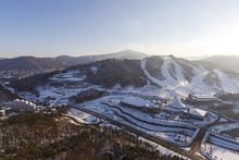 PYEONGCHANG, SOUTH KOREA: Wint...