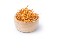 Dried Cordyceps Militaris Isol...