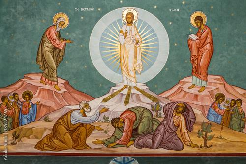 Transfiguration Wallpaper Mural