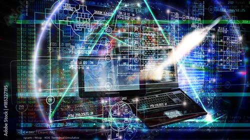 cyber cosmic technology