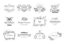 Collection Of Vector Logo Temp...