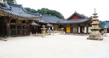 Tongdosa Temple In South Korea...