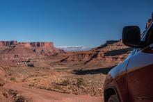 Moab Utah Shafer Trail 4x4