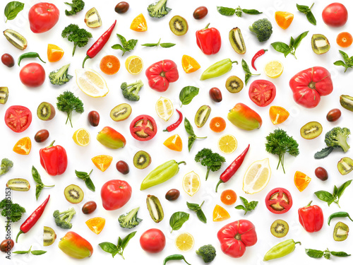 The Concept Of Healthy Eating Pattern Composition From