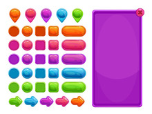Cute Colorful Abstract Assets ...