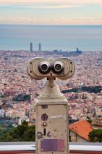 Tower Viewer On Summit Of Moun...