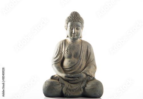 Stampa su Tela buddha statue