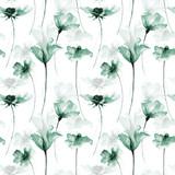 Wzór z oryginalnych kwiatów - 185402762