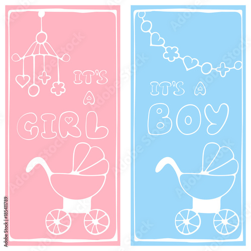 Wondrous Two Baby Shower Invitation With Stroller Beanbag Lettering Dailytribune Chair Design For Home Dailytribuneorg