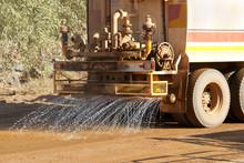 Industrial Water Truck