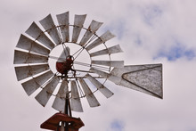 Classic Vintage Windmill