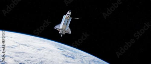 Foto op Canvas Nasa Space Shuttle