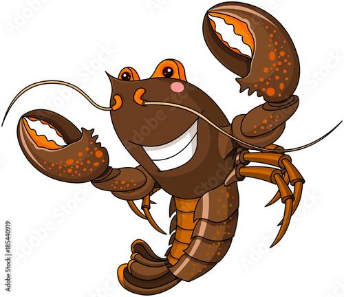 In de dag Sprookjeswereld Lobster