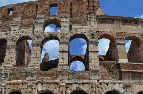 Fotografia, Obraz  The Colosseum, original name Amphitheatrum Flavium
