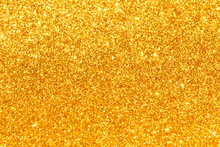 , Christmas Gold Surface Glow,Gold Glitter Background