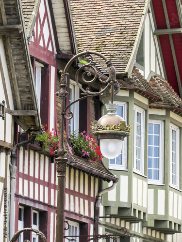 Fotografie, Obraz Deauville, Normandy, France