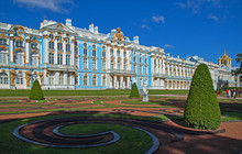 St. Petersburg Catherine Palac...