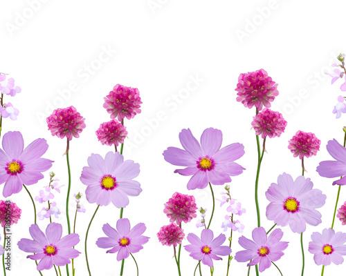 seamless floral pattern - 185510543