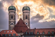 Frauenkirche - Cathedral of Our Dear Lady, Munich, Germany