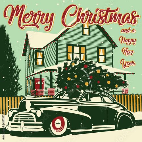 Fotografia  1946 Christmas