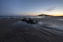 Burgh Island At Sunset In Sout...