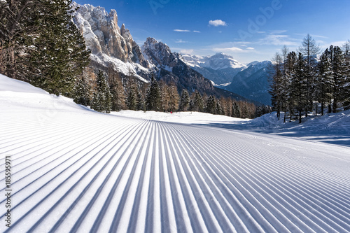 Photo  ski area Catinaccio