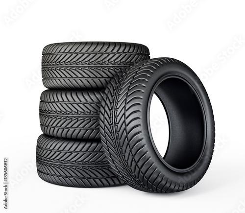 Canvastavla  tires