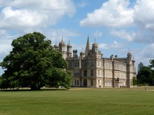 Burghley House, Cambs, England.
