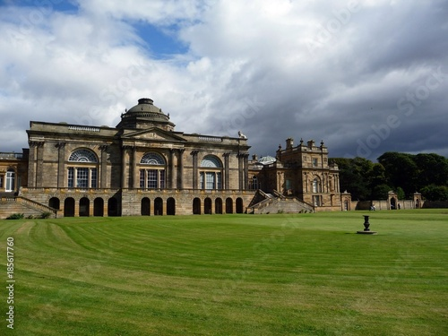 Canvas Print Gosford House, East Lothian.