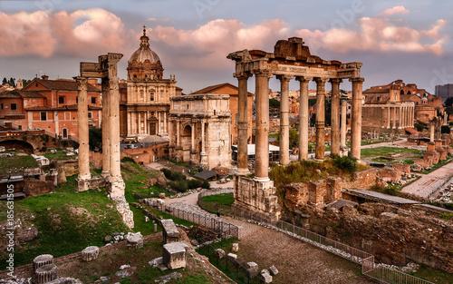 Photo  Roman Forum (Foro Romano), Rome