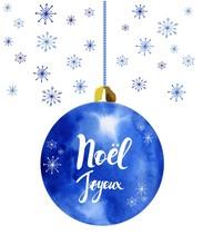 Text Merry Christmas Design On...