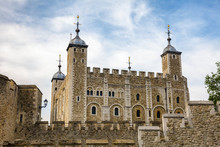 White Tower Of Tower Of London...