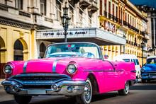 HDR - Amerikanischer Pink Pont...