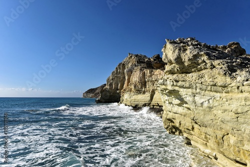 Cadres-photo bureau Cote Pissouri Bay - Steilküste
