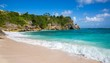 Beautiful Tropical Coast with Clear Water