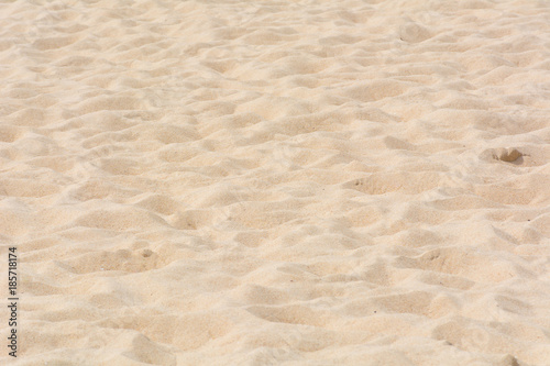 Photo sur Toile Marbre Close up sand pattern on the beach