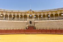 The Sevilla Bullring