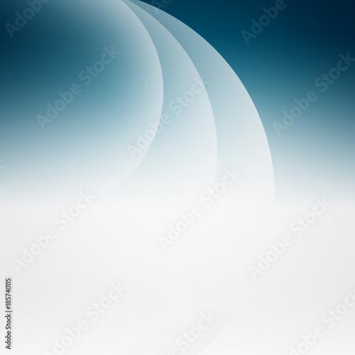 Fototapeta     Abstract soft blue color modern background design  obraz na płótnie