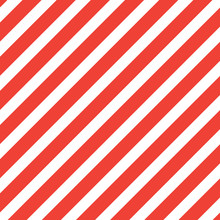 Red Diagonal Lines Vector Background.