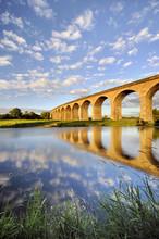 Arthington Viaduct, Wharfedale...