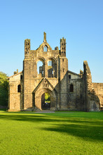 Kirkstall Abbey, Leeds, West Y...