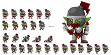 Orc Game Character