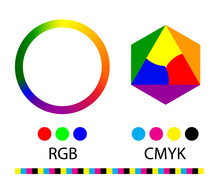 Vector Illustration Of Color C...