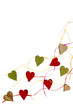 Bunte Herzen