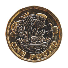 1 Pound Coin, United Kingdom I...